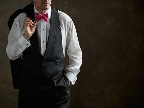 Black Tie by BUDD Shirtmakers, London