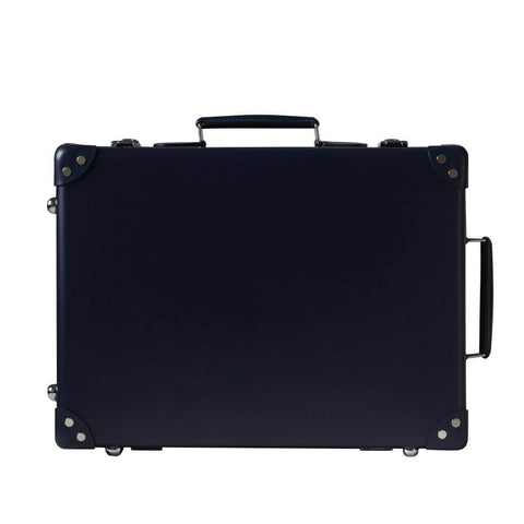 "Globe-Trotter Centenary 18"" Trolley Suitcase in Navy"