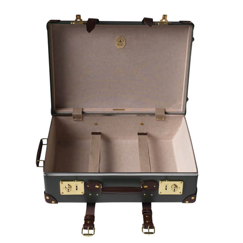 Centenary Collection | 20 Inch Trolley Suitcase | Multiple Colors | Globe-Trotter Luggage-Wheeled Luggage-Sterling-and-Burke