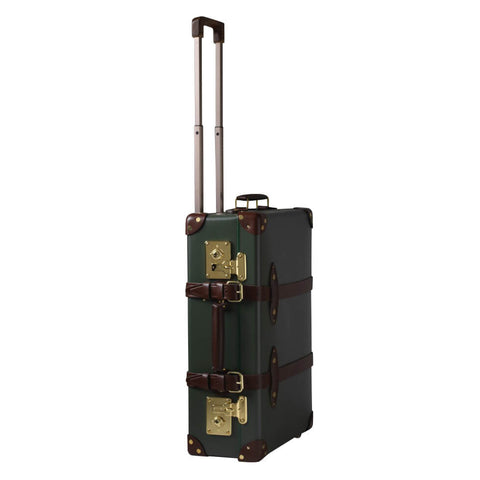 "Globe-Trotter Centenary 20"" Trolley Suitcase-Suitcase-Sterling-and-Burke"