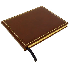 Guest Book, 7 by 9 Inches, Blank Pages-Guest Book-Sterling-and-Burke