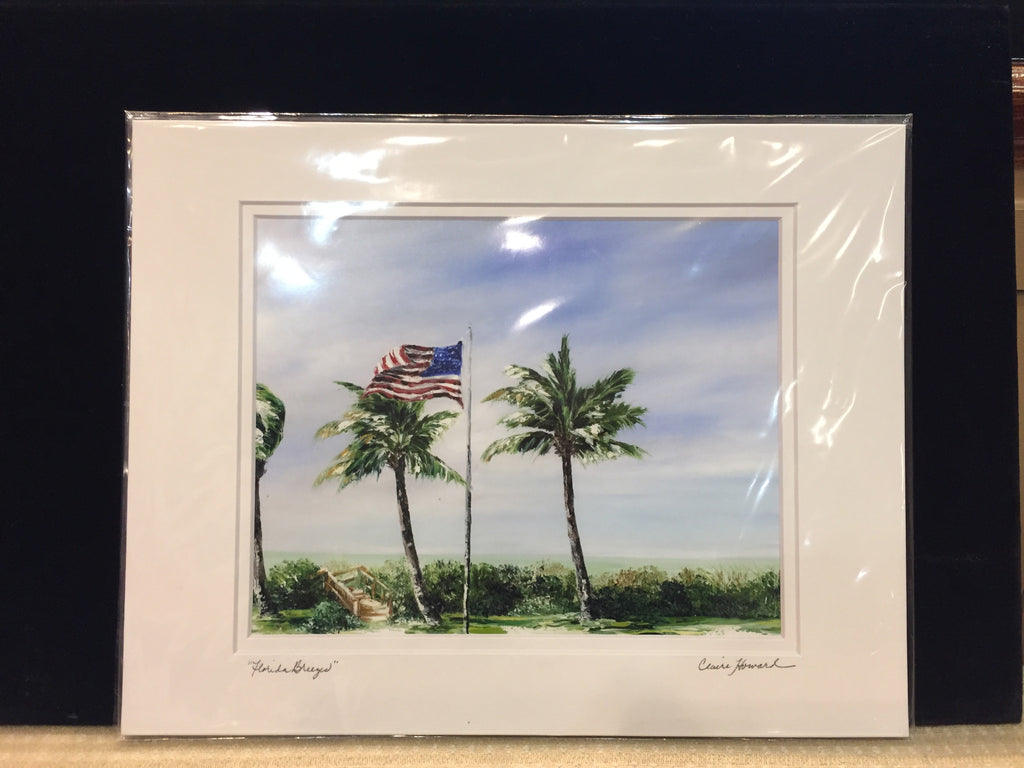 Florida Breezes-Giclee Print-Sterling-and-Burke