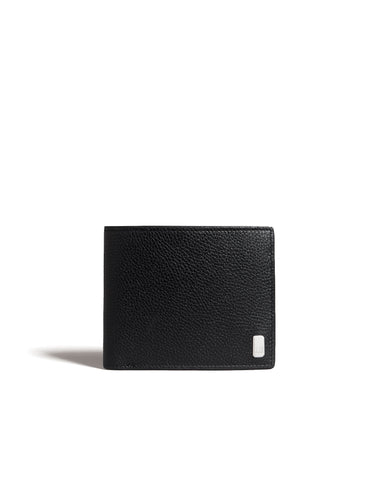 Dunhill Belgrave 8CC Billfold in Black-Wallet-Sterling-and-Burke