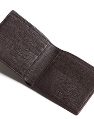 Dunhill Belgrave 8CC Billfold in Dark Chocolate-Wallet-Sterling-and-Burke