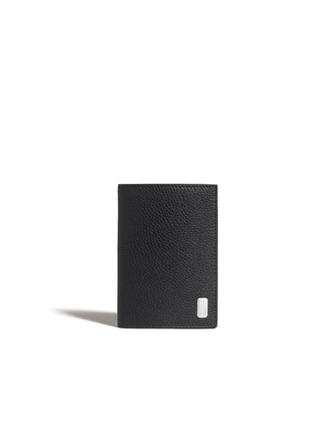 Dunhill Belgrave Business Card Case in Black