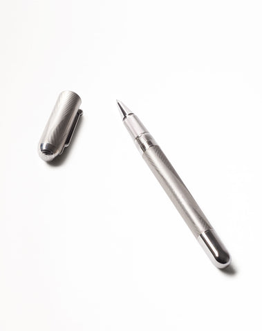 Dunhill Sidecar Rollerball in Palladium-Pen-Sterling-and-Burke