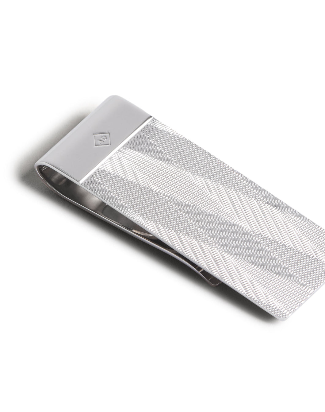Dunhill Money Clip in Silver-Wallet-Sterling-and-Burke