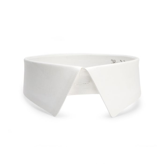 Budd Stiff Day Cornhill Dress Collar in White-Dress Collar-Sterling-and-Burke