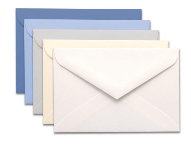 10 Letter Envelopes | No.8 | Dempsey and Carroll-Stationery-Sterling-and-Burke