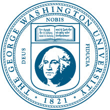 George Washington University | Gift with Engraved Crest | The George Washington University-Corporate Gifts-Sterling-and-Burke