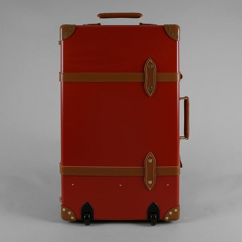 Centenary 28 Inch Suitcase with Wheels-Wheeled Luggage-Sterling-and-Burke