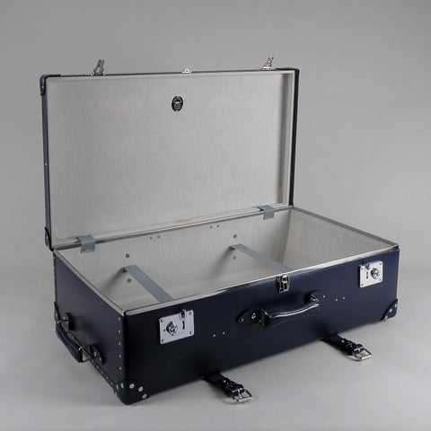 "Globe-Trotter Centenary 30"" Suitcase With Wheels-Suitcase-Sterling-and-Burke"