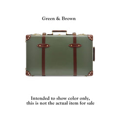 Centenary Collection | 30 Inch Suitcase with Wheels | Multiple Colors | Globe-Trotter Luggage-Wheeled Luggage-Sterling-and-Burke