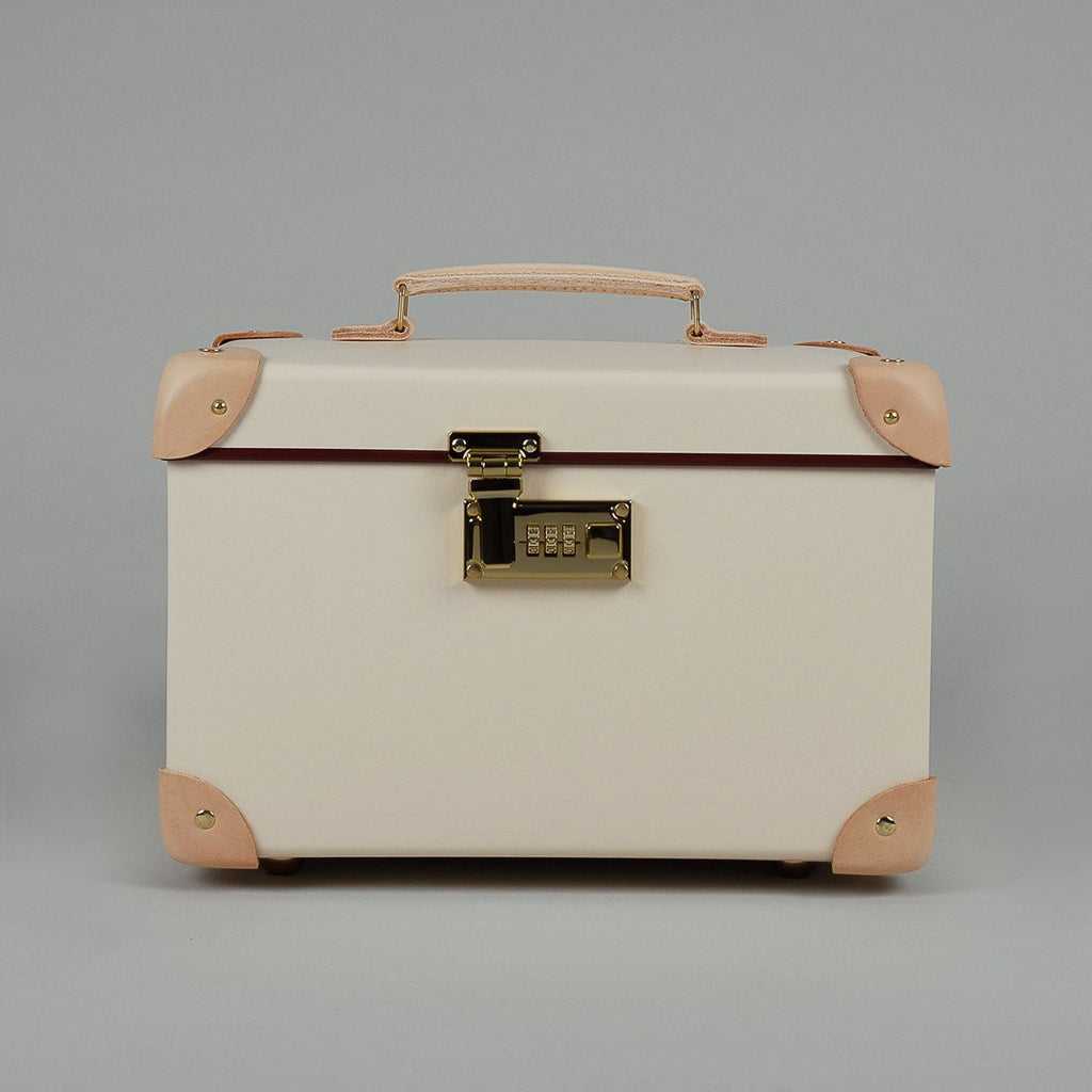 "Globe-Trotter Safari 13"" Vanity Case-Suitcase-Sterling-and-Burke"