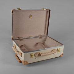 "Globe-Trotter Safari 18"" Trolley Suitcase-Suitcase-Sterling-and-Burke"