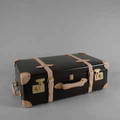 "Globe-Trotter Safari 28"" Suitcase With Wheels-Suitcase-Sterling-and-Burke"