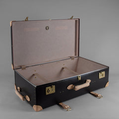 "Globe-Trotter Safari 33"" Suitcase With Wheels-Suitcase-Sterling-and-Burke"