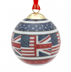 Halcyon Days A Very Special Relationship Christmas Bauble-Ornament-Sterling-and-Burke