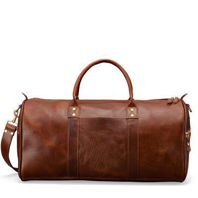 Continental Duffle, American Heritage Leather