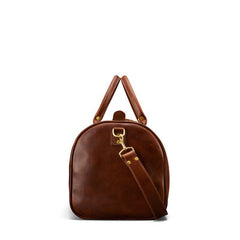 Continental Duffle, American Heritage Leather-Duffle-Sterling-and-Burke