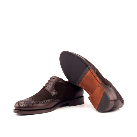 Custom Wingtip Shoes | MTO | Handcrafted in Spain | Highest Quality | Sterling and Burke-Bespoke Shoes-Sterling-and-Burke