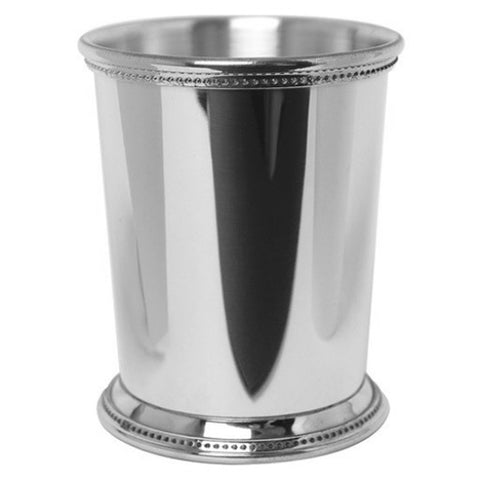 Julep Cup | Mississippi Julep Cup | 9OZ | Solid Pewter | Made in USA | Sterling and Burke