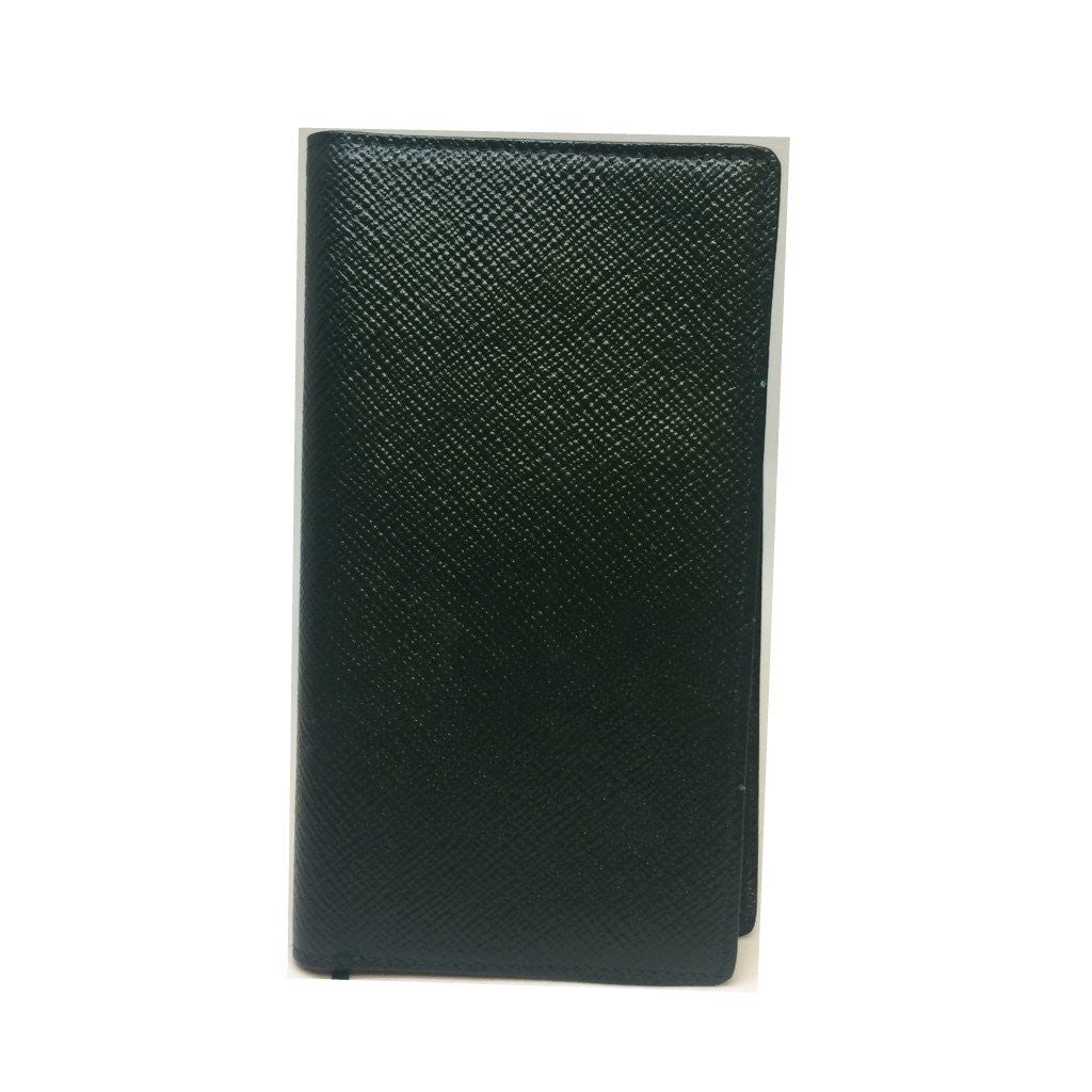 Crossgrain Leather Cover with Removable Notes, 6 by 3 Inches-Notebooks-Sterling-and-Burke