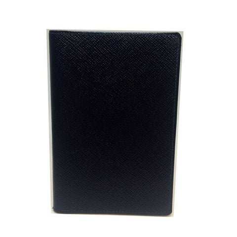 Crossgrain Leather Cover with Removable Notes, 6 by 4 Inches