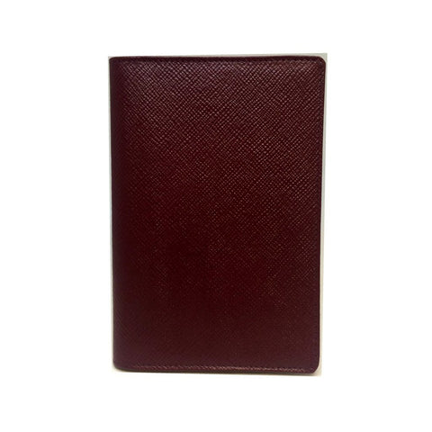 Crossgrain Leather Cover with Removable Notes, 6 by 4 Inches-Titled Notebooks-Sterling-and-Burke