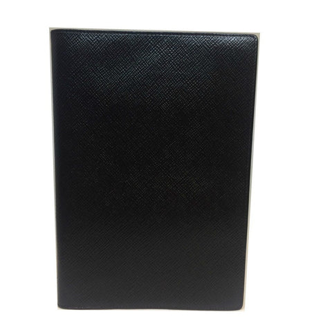 Crossgrain Leather Cover with Removable Notes, 8 by 6 Inches