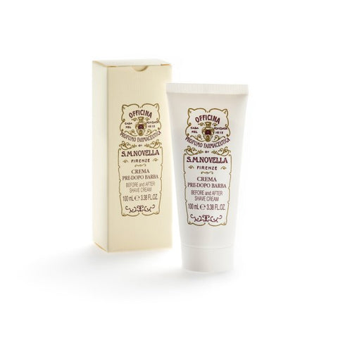 Santa Maria Novella Before and After Shave Cream, 100ml