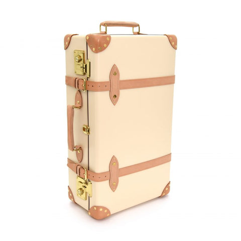 "Globe-Trotter Safari 26"" Suitcase Ivory-Suitcase-Sterling-and-Burke"
