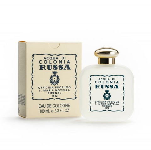 Santa Maria Novella Russian Cologne, 100ml-Eau de Cologne-Sterling-and-Burke