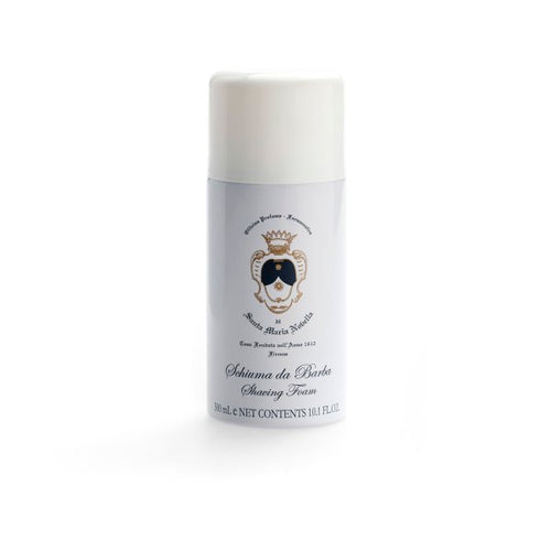 Santa Maria Novella Shaving Foam, 300ml-Men's Care-Sterling-and-Burke