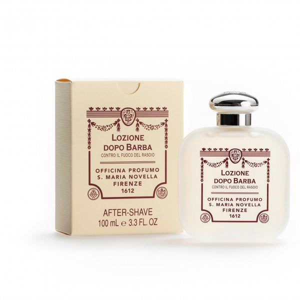 Santa Maria Novella Lavanda After Shave Lotion, 100ml-Men's Care-Sterling-and-Burke