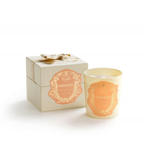 Santa Maria Novella Meriggio Scented Candle-Wax Product-Sterling-and-Burke