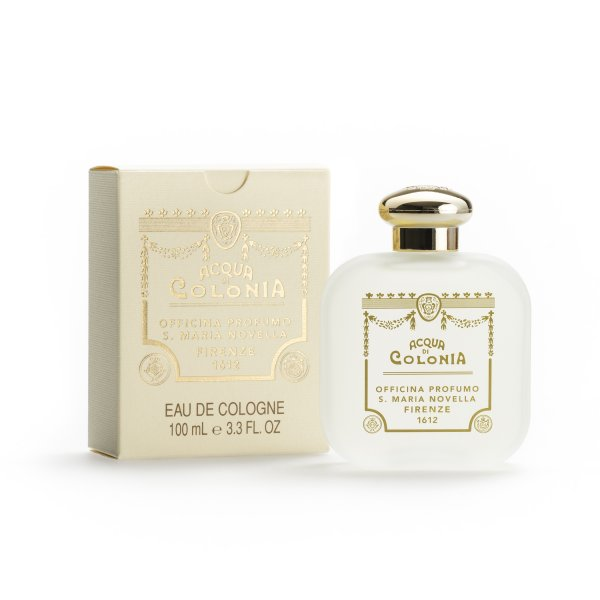 Santa Maria Novella Tabacco Toscano Cologne, 100ml-Eau de Cologne-Sterling-and-Burke
