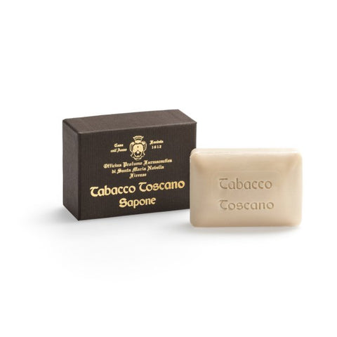 Santa Maria Novella Tabacco Toscano Soap, Single Bar