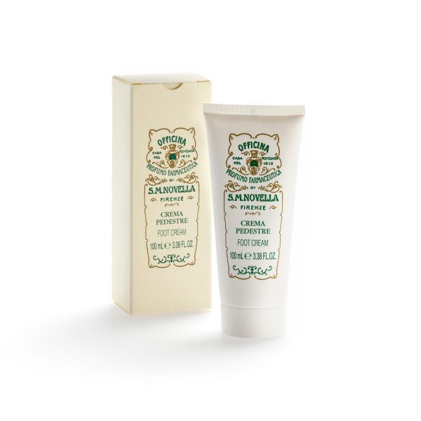 Santa Maria Novella Foot Cream, 100ml-Face & Body Care-Sterling-and-Burke