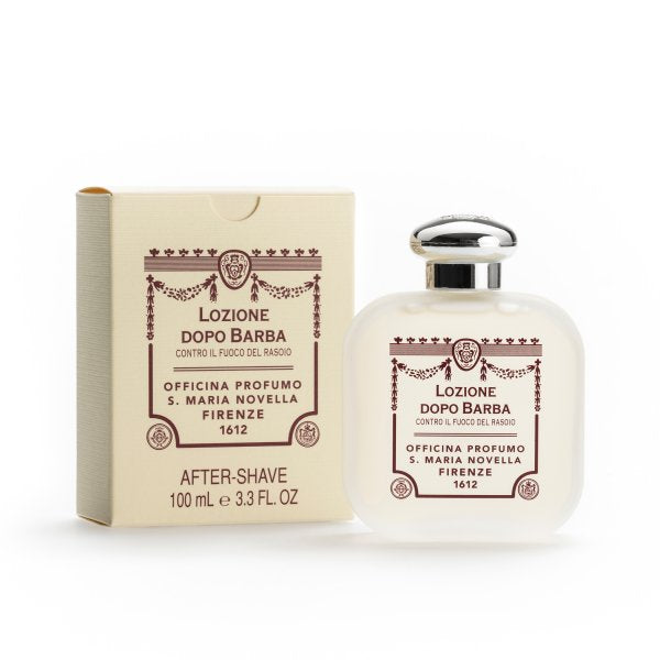 Santa Maria Novella Colonia Russa After Shave Lotion, 100ml-Men's Care-Sterling-and-Burke
