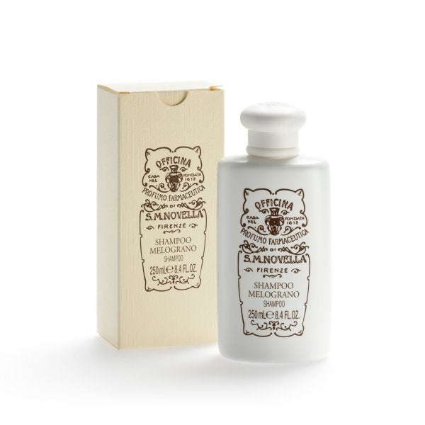 Santa Maria Novella Melograno Shampoo, 250ml-Face & Body Care-Sterling-and-Burke