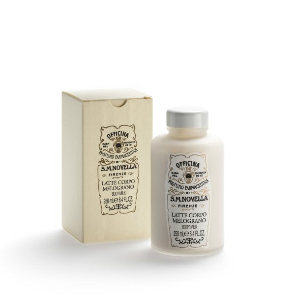 Santa Maria Novella Melograno Body Milk, 250ml-Face & Body Care-Sterling-and-Burke