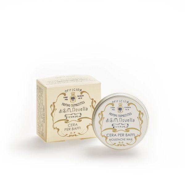 Santa Maria Novella Mustache Wax, 25ml-Men's Care-Sterling-and-Burke
