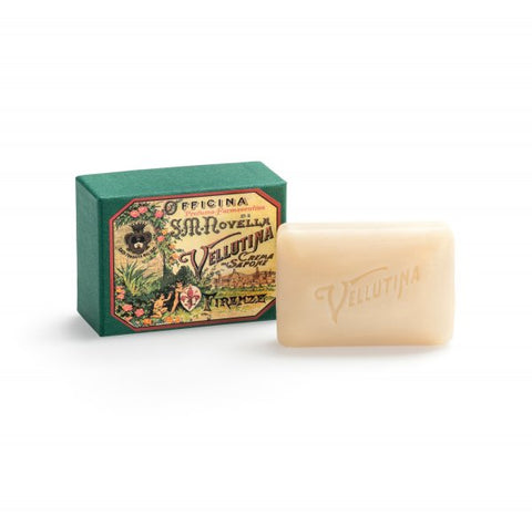 Santa Maria Novella Vellutina Soap, Single Bar-Soaps-Sterling-and-Burke