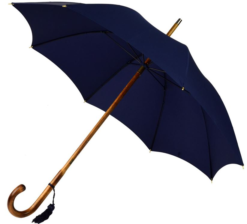 Bespoke Ladies Umbrella | Maple Umbrella | Finest Quality | Made In England | Sterling and Burke Umbrellas-Ladies Umbrella-Sterling-and-Burke