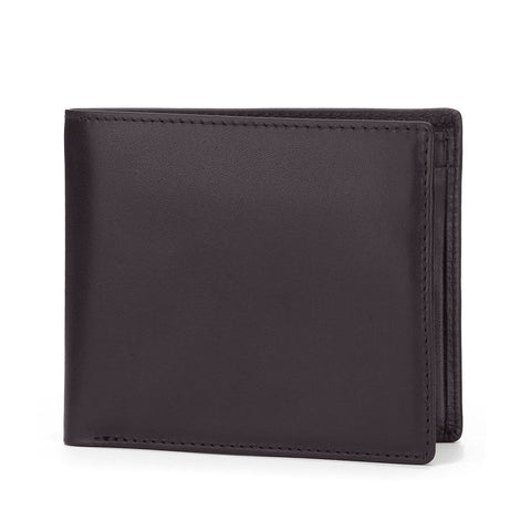 Tusting Leather Hip Wallet in Black