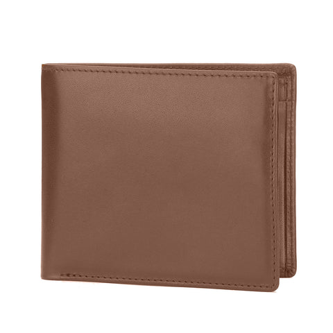 Tusting Leather Hip Wallet in Hatch