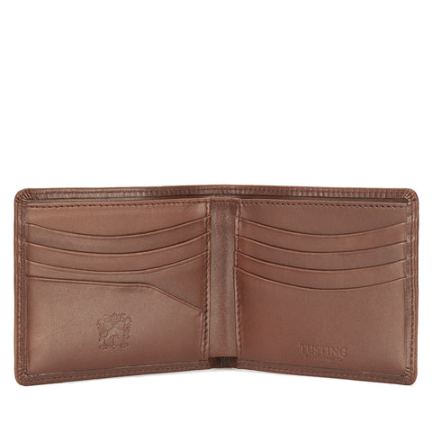 Tusting Leather Hip Wallet-Leather Accessories-Sterling-and-Burke