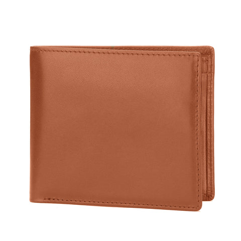 Tusting Leather Hip Wallet in Tan