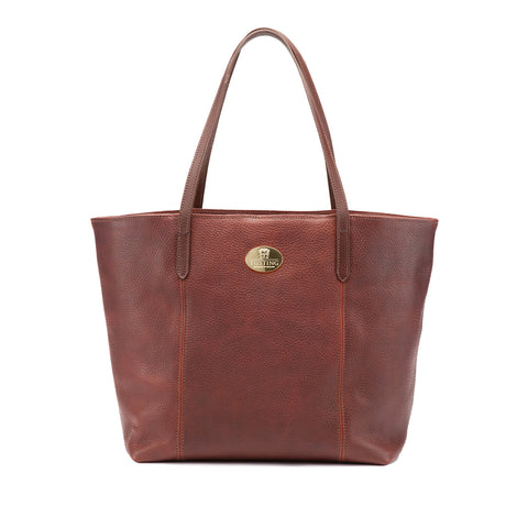 Tusting Banbury Large Leather Tote Bag